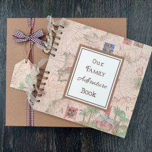 family adventure book