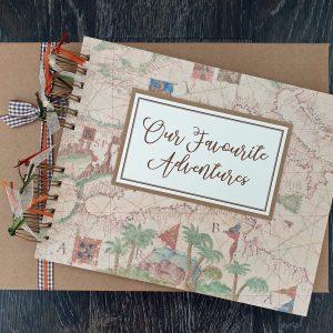 Travel / Adventures Scrapbooks